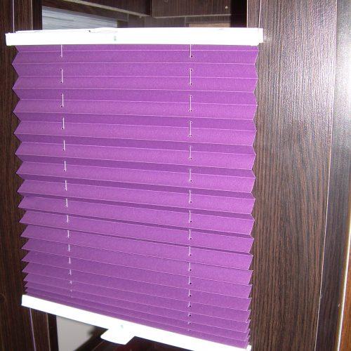Plisy wmodzie okiennej.