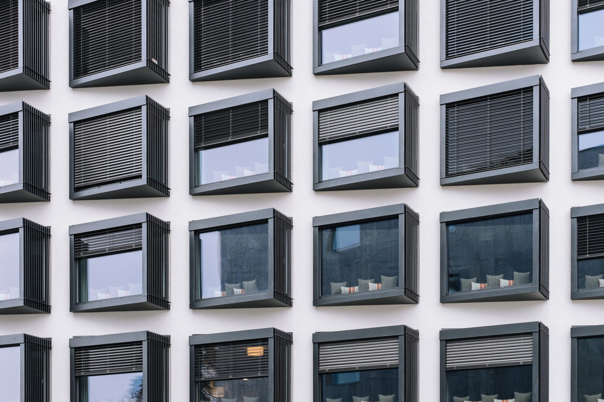 Okna irolety